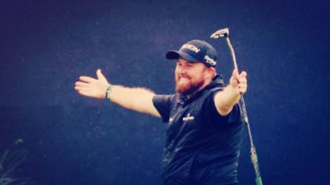 Golf   Everyman Lowry does it his own way in Portrush win
