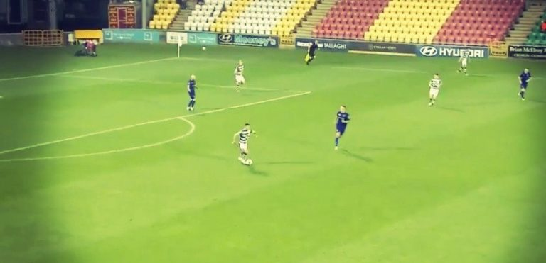 WATCH   Jack Byrne's glorious assist against Waterford