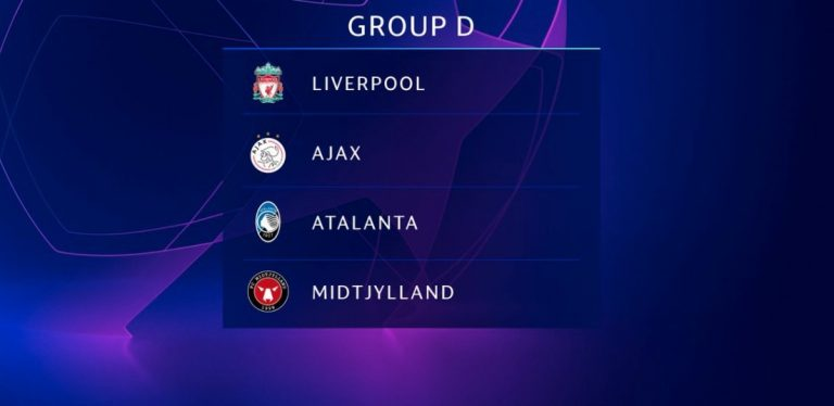 Football | Champions League draw revealed